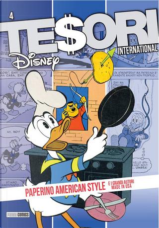 Tesori international n. 4 by Carl Barks, Don Rosa, Jan Kruse