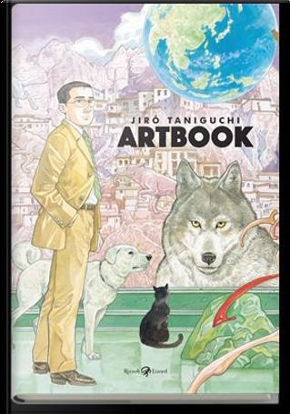 Artbook by Jiro Taniguchi
