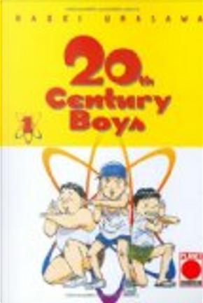20th Century Boys, Band 1 by Naoki Urasawa