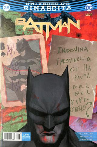 Batman #26 by Tom King