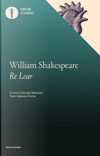 Re Lear by William Shakespeare