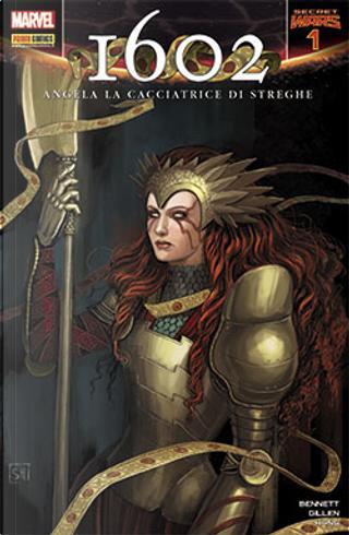 1602: Angela la cacciatrice di streghe #1 by Kieron Gillen, Marguerite Bennett