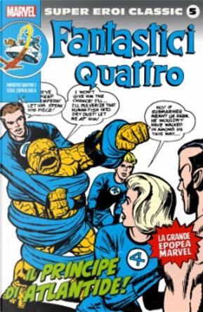 Super Eroi Classic vol. 5 by Stan Lee