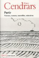 Partir by Blaise Cendrars