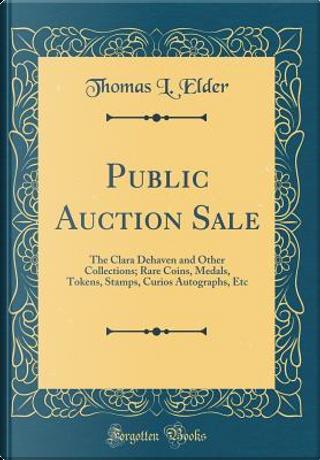 Public Auction Sale by Thomas L. Elder