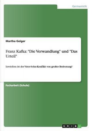 Franz Kafka by Martha Geiger