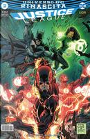 Justice League #2 by Bryan Hitch, Dan Abnett