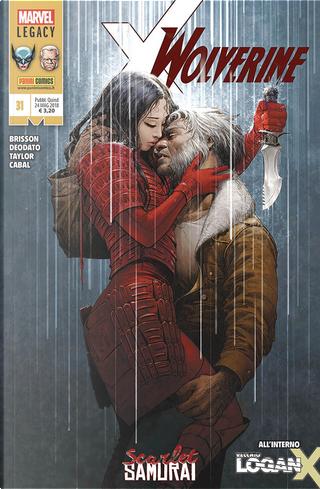 Wolverine n. 357 by Robbie Thompson