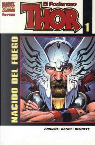 Thor Vol.5 #1 (de 6) by Dan Jurgens