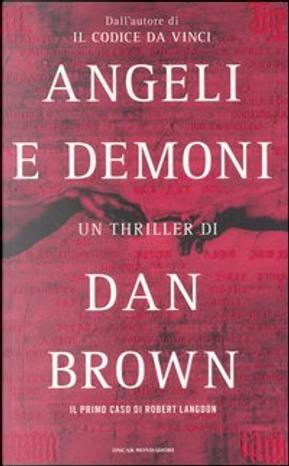Angeli e demoni by Dan Brown