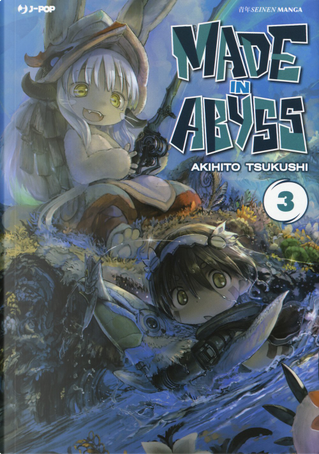 Made in Abyss vol. 3 by Akihito Tsukushi