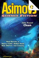Asimov's Science Fiction, March 2011 by An Owomoyela, Geoffrey A. Landis, Ian Creasey, John Kessel, Nancy Fulda, Neal Barrett, Jr., Nick Wolven, Robert Reed, Steve Bein