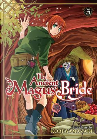 The Ancient Magus' Bride 5 by Kore Yamazaki