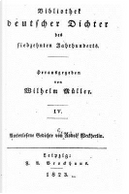 4 by Wilhelm Müller
