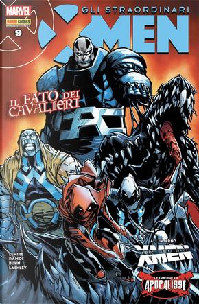 Gli incredibili X-Men n. 319 by Cullen Bunn, Jeff Lemire