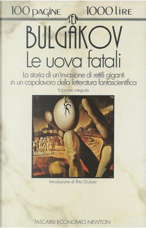 Le uova fatali by Mikhail Bulgakov