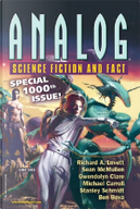 Analog Science Fiction and Fact, June 2015 by Ben Bova, Brenda Blevins, C. C. Finlay, Gwendolyn Clare, Jay Werkheiser, Mack Hassler, Mike Ashley, Richard A. Lovett, Ron Collins, Sean McMullen, Seth Dickinson, Stanley Schmidt, Ted Reynolds, William F. Wu