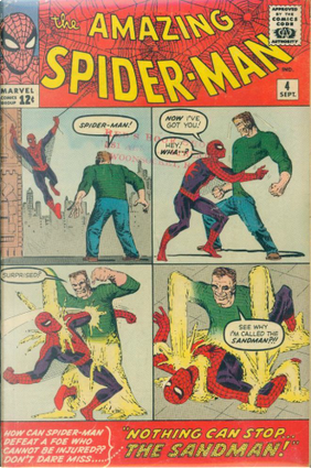 Spiderman classic by Stan Lee