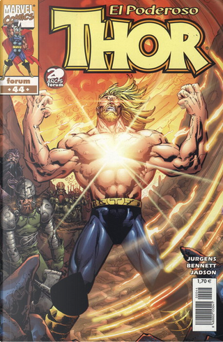 Thor Vol.4 #44 (de 45) by Dan Jurgens, Dan Jurgens, Dan Jurgens