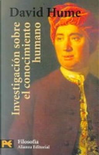 Investigación sobre el conocimiento humano by David Hume