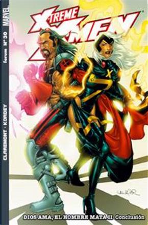 X-Treme X-Men núm. 30 by Igor Kordey, Chris Claremont