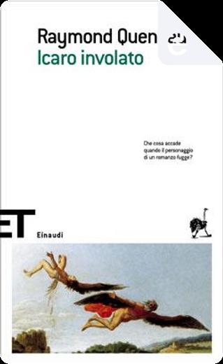 Icaro involato by Raymond Queneau