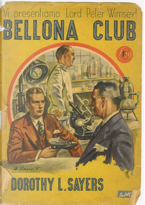 Bellona club by Dorothy L. Sayers