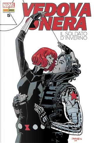 Vedova Nera #5 by Chris Samnee, Mark Waid