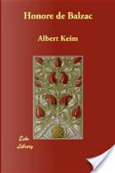 Honoré de Balzac by Albert Keim
