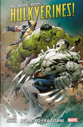 Hulkverines! by Greg Park