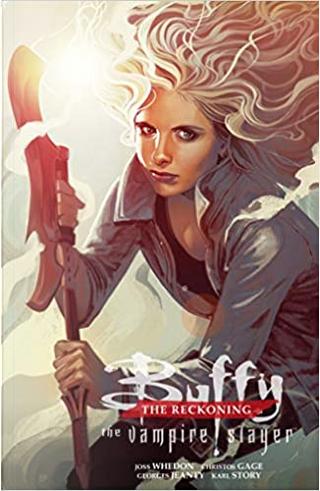 Buffy the Vampire Slayer, Season 12 by Christos Cage, Joss Whedon