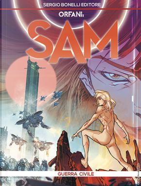 Orfani: Sam n. 10 by Michele Monteleone, Roberto Recchioni