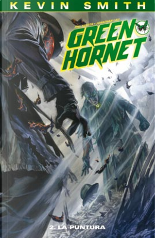 Green Hornet vol. 2 by Jonathan Lau, Kevin Smith, Phil Hester