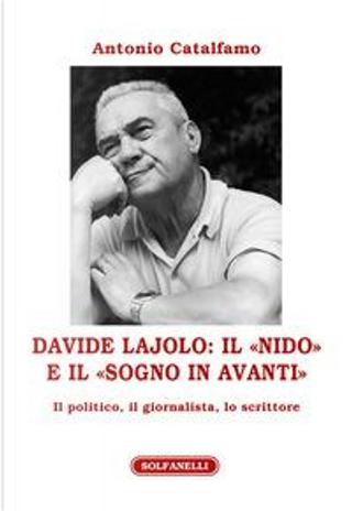 Davide Lajolo by Antonio Catalfamo