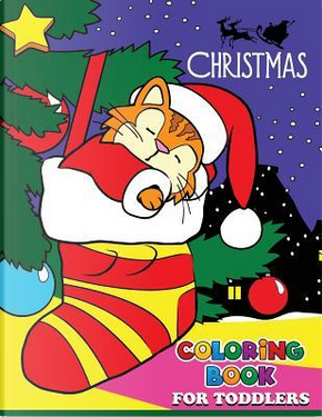 Christmas Coloring Books for Toddlers by Balloon Publishing