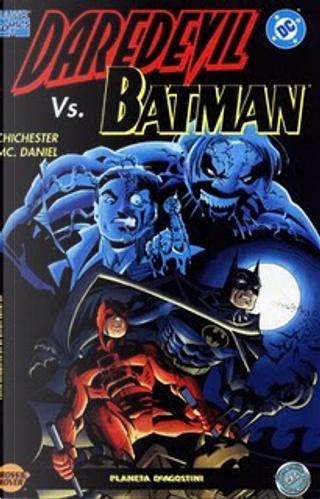 Daredevil versus Batman by D.G. Chichester
