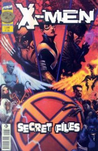X-Men: Secret Files by Chris Claremont, Joe Pruett, Karl Bollers