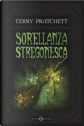 Sorellanza stregonesca by Terry Pratchett