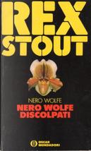 Nero Wolfe discolpati by Rex Stout