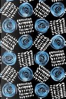 Bullet Journal Notebook Batik Design 4 by Maz Scales