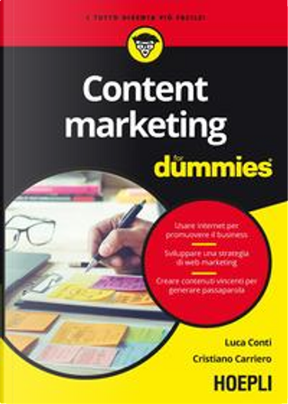 Content marketing For Dummies by Luca Conti