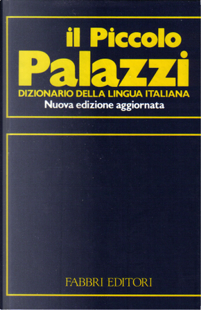 Il piccolo Palazzi by Fernando Palazzi