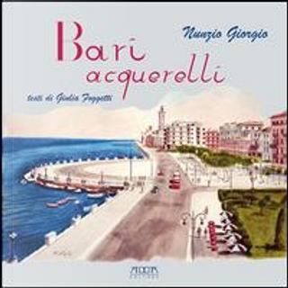 Bari acquerelli by Nunzio Giorgio