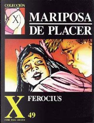 Mariposa de placer by Ferocius