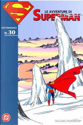 Le avventure di Superman vol. 30 by Brett Breeding, Dan Jurgens, George Perez, Jerry Ordway, Roger Stern, Tom Lyle