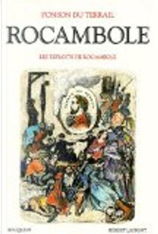 Rocambole, tome 1 by Pierre-Alexis Ponson du Terrail, Laurent Bazin