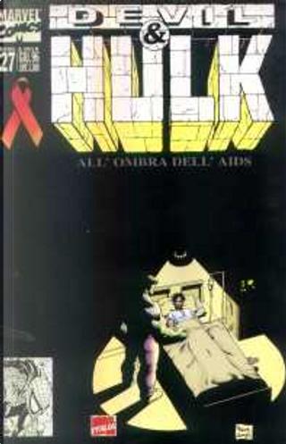 Devil & Hulk n. 027 by D.G. Chichester, Peter David