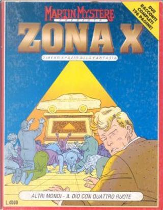 Zona X n. 3 by Claudio Chiaverotti, Pier Francesco Prosperi