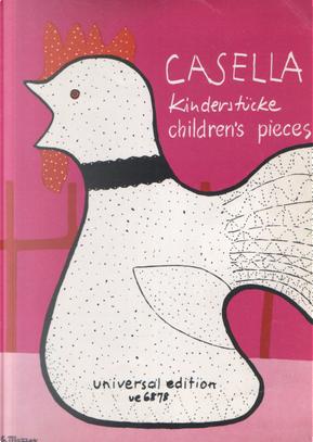 11 Kinderstücke by Alfredo Casella