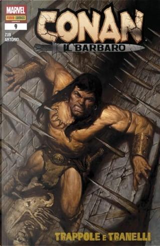 Conan Il Barbaro n. 9 by Jim Zub